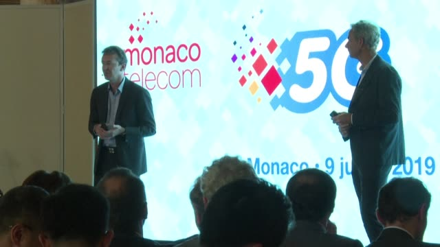 monaco becomes the first country in europe to inaugurate a next generation 5g mobile phone network based on technology from chinese firm huawei which... - risk stock videos & royalty-free footage