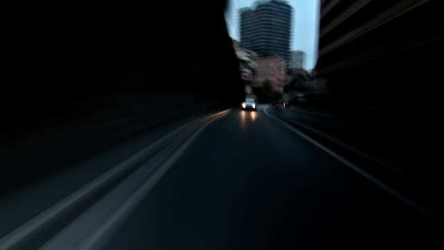 Monaco Driving