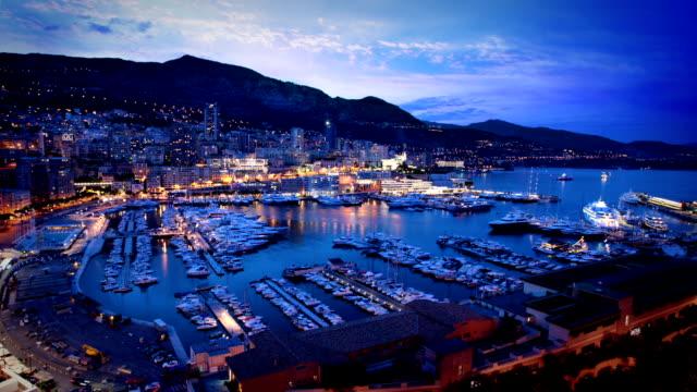 (モナコ、モンテカルロ) - 唯一点の映像素材/bロール