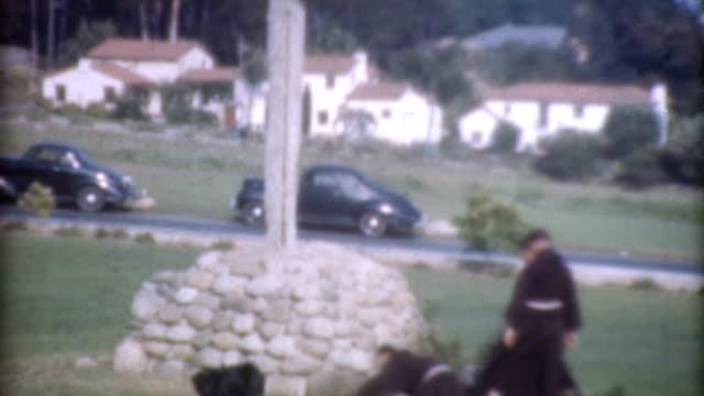 monastery archival film - 1900 stock videos & royalty-free footage