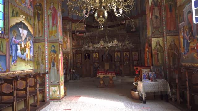 monastery of the holy apostles - 使徒点の映像素材/bロール