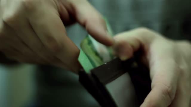money - wallet stock videos & royalty-free footage