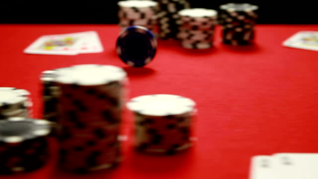 money... - gambling chip stock videos & royalty-free footage
