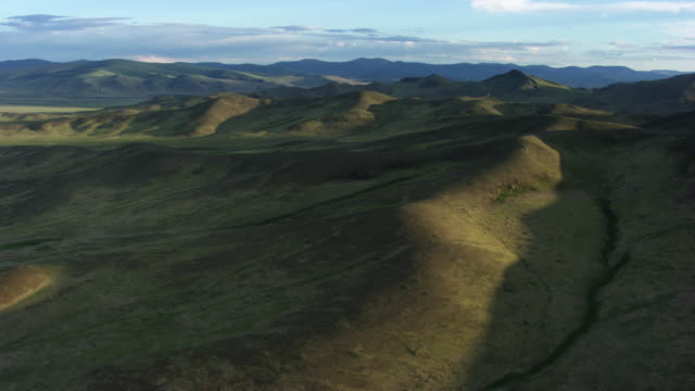 mongolia: mountain and steppes - independent mongolia stock videos & royalty-free footage
