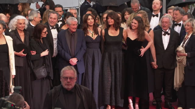 FRA: 'The Best Years of a Life (Les Plus Belles Années d'une Vie)' Red Carpet Arrivals - The 72nd Cannes Film Festival