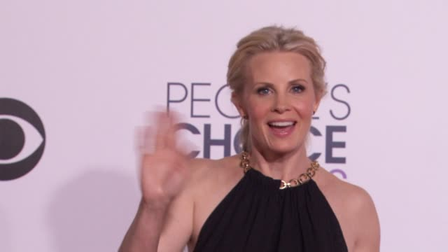 Monica Potter at People's Choice Awards 2015 in Los Angeles CA