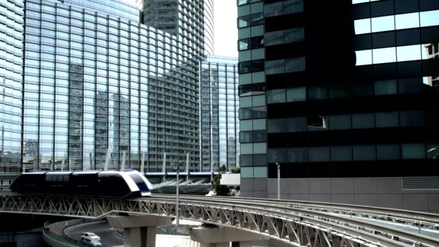 monorail - monorail stock videos and b-roll footage