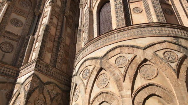 Monreale Cathedral, in Sicily, Apses