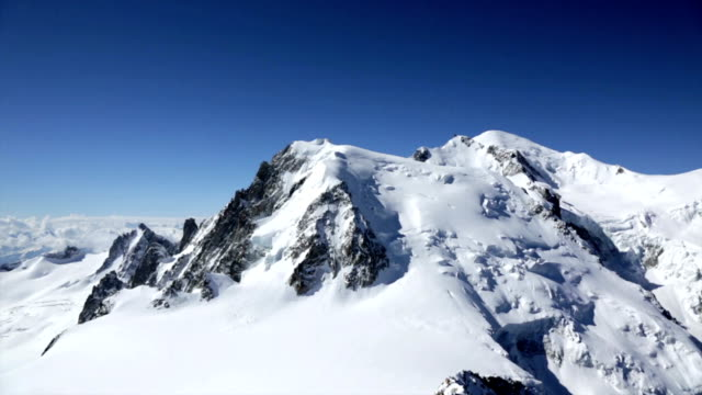 Mont Blanc Summit, Chamonix, France