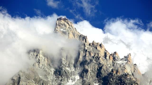 mont blanc - granite rock stock videos & royalty-free footage