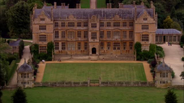 ws, ha, montacute house, montacute, dorset, england - elizabeth i of england stock videos & royalty-free footage