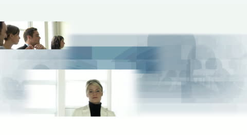 montage business people - film montage stock videos & royalty-free footage