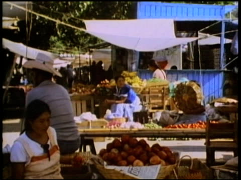1986 - montage, city and family life in mexico - 1986 stock videos and b-roll footage