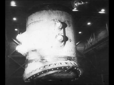 montage mechanical arms move parts of working model of atomic reactor at idaho plant of the us atomic energy commission / cu hands turn valve wheel /... - groton connecticut stock videos & royalty-free footage