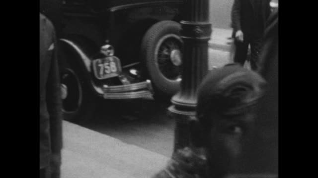 a montage of children dressed up as clowns and jesters at carnival in buenes aires 1927. - drongo stock videos and b-roll footage