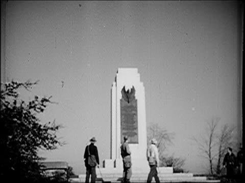 vidéos et rushes de 1947 - montage, sights of ohio - président des états unis