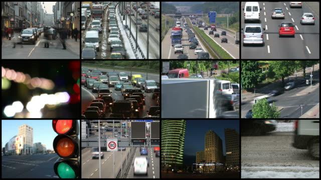 Montage - Traffic
