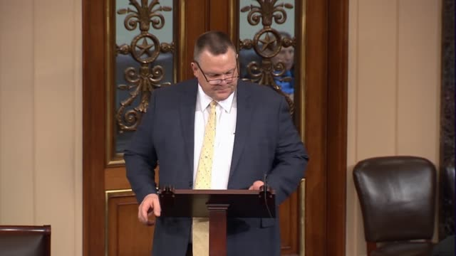 Montana Senator John Tester engages in debate on the Tax Cuts and Jobs Act as he sure as he was standing there that in the first quarter of 2018...