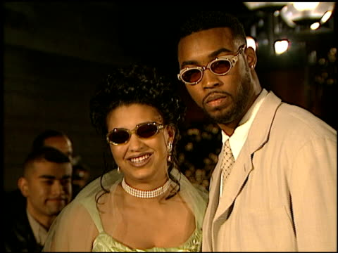 montell jordan at the naacp 28th annual image awards on february 8 1997 - naacp stock videos & royalty-free footage