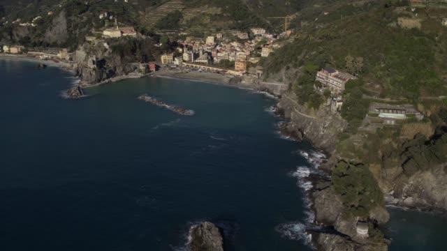 monterosso in cinque terre - liguria stock videos & royalty-free footage
