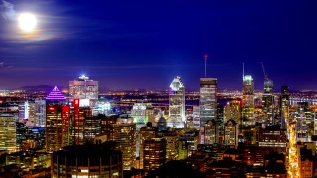 montreal, qc - vieux montréal stock-videos und b-roll-filmmaterial