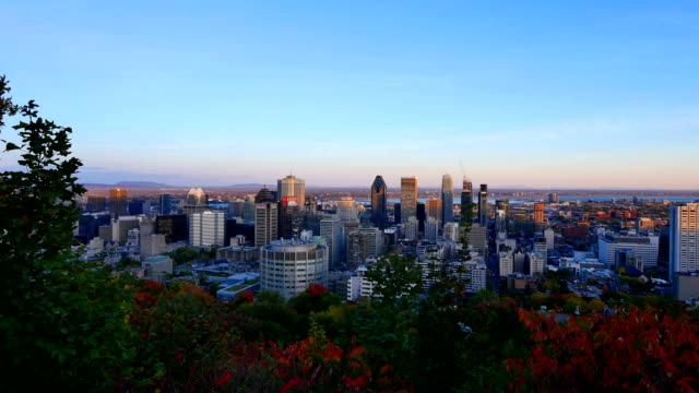 montreal, quebec - montreal video stock e b–roll