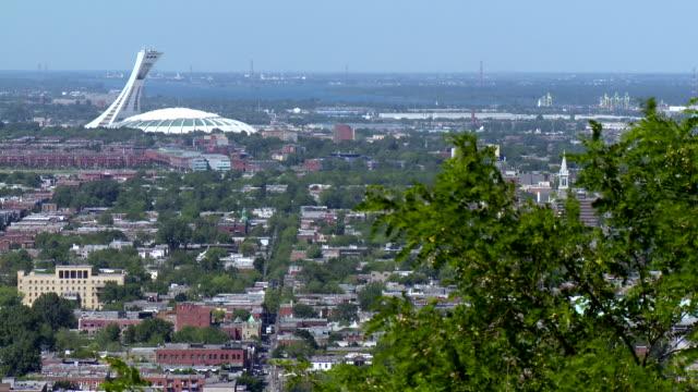 WS of Montreal skyline