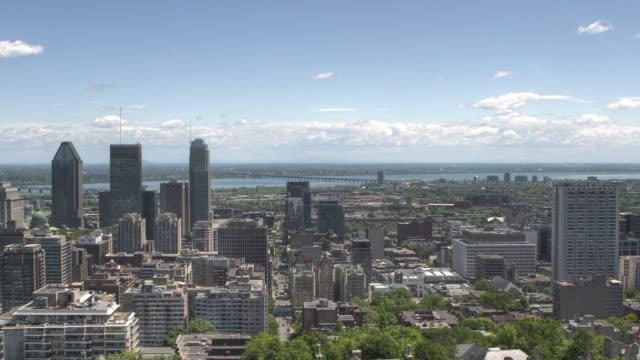 Montreal Zeitraffer