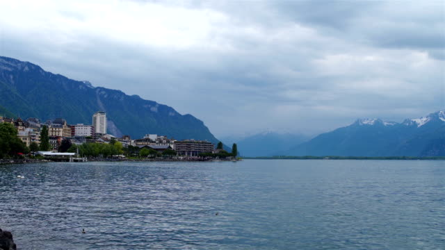montreux, switzerland - montreux stock videos & royalty-free footage