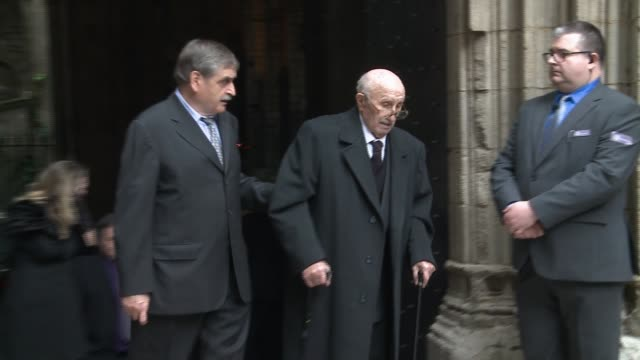 montserrat caballe funeral chapel - montserrat caballé stock videos & royalty-free footage