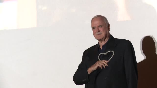 Monty Python star John Cleese said Wednesday that the need for comedy was greater than ever as he accepted the Honorary Heart of Sarajevo award at...