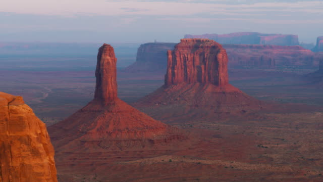 monument valley aerial - navajo reservation stock videos and b-roll footage