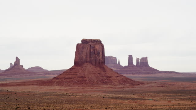 monument valley landscape - monument valley stock videos & royalty-free footage