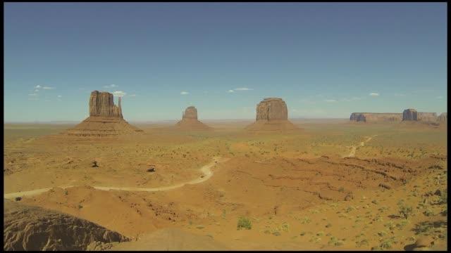 Monument Valley Timelapse