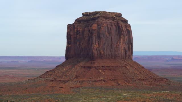 vidéos et rushes de monument valley, utah, usa, north america, america - monument valley tribal park