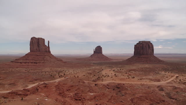 monument valley, utah, usa - navajo reservation stock videos and b-roll footage