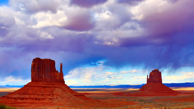 monument valley - national park stock videos & royalty-free footage
