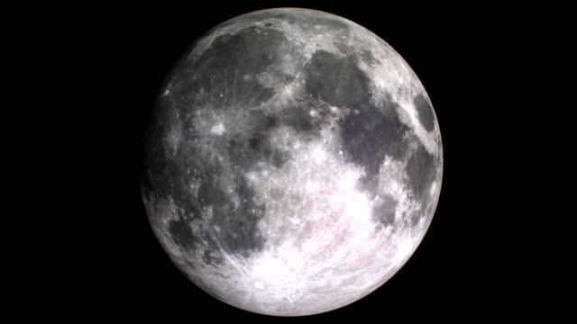 moon phases - solar system stock videos & royalty-free footage