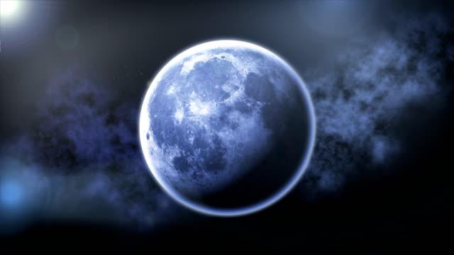moon space scene - alien stock videos & royalty-free footage