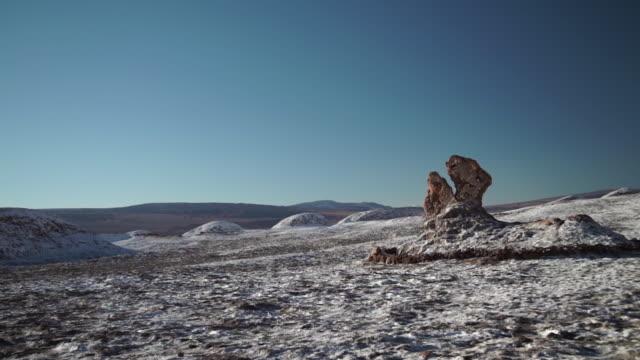 Moon Valley / Valle de la Luna - Atacama Desert