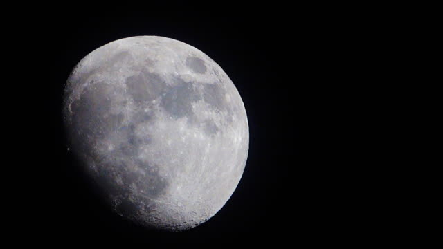 4k: moon - full stock videos and b-roll footage