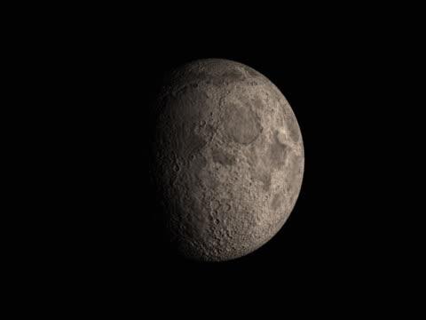 moon - whatif点の映像素材/bロール