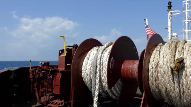mooring winch - sail stock videos & royalty-free footage