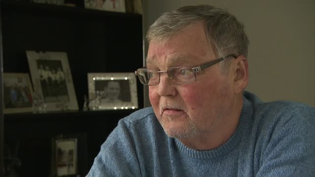 Brother of victim interview ENGLAND INT Terry Kilbride interview SOT Reaction to death of Ian Brady