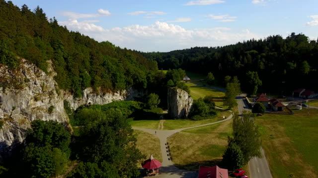 moravian karst - czech republic stock videos and b-roll footage
