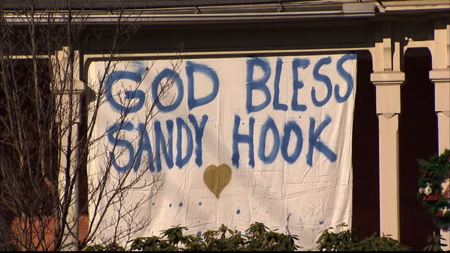 more details are emerging about the victims of the sandy hook elementary school massacre among them a 6yearold british born boy dylan hockley born in... - newtown connecticut stock videos & royalty-free footage