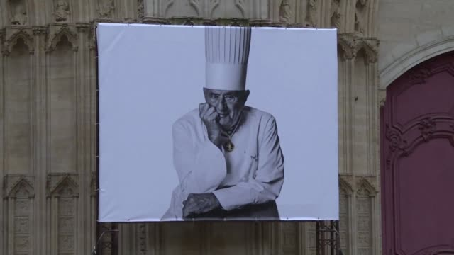 More than 1500 chefs from around the world along with thousands of fans of French cuisine were expected in Lyon on Friday to honour their pope Paul...