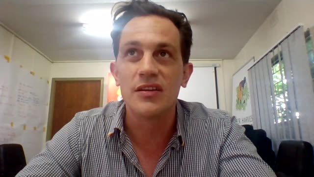 more than 200 confirmed dead after cyclone idai mozambique int saul butters interview via internet sot - cyclone stock videos and b-roll footage