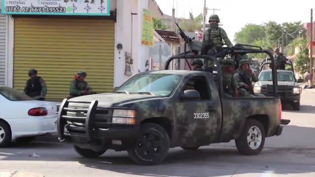 more than 50 people including children and elderly were held by soldiers on friday in a party hall in northern mexico as a military operation was... - northern mexico stock videos & royalty-free footage