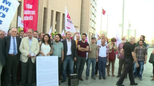 more than two dozen anti government protesters went on trial on thursday in turkey accused of organising last years demonstrations in what amnesty... - amnesty international stock videos & royalty-free footage